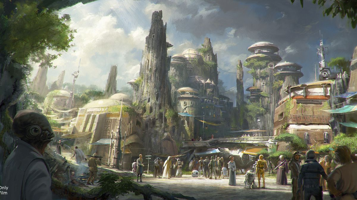 Inside Disney's Star Wars land: New area to immerse parkgoers in story