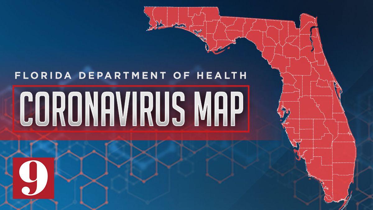 INTERACTIVE MAP: Coronavirus cases in Florida