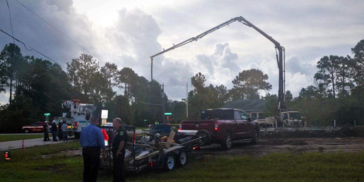 2 construction workers killed in industrial accident, Flagler County deputies say