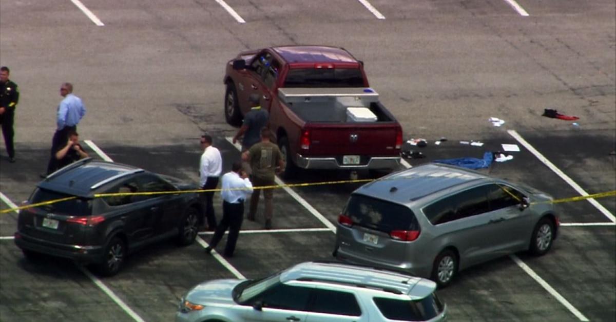 UPDATE: Armed man shot by deputy in parking lot of The Florida Mall dies, deputies say