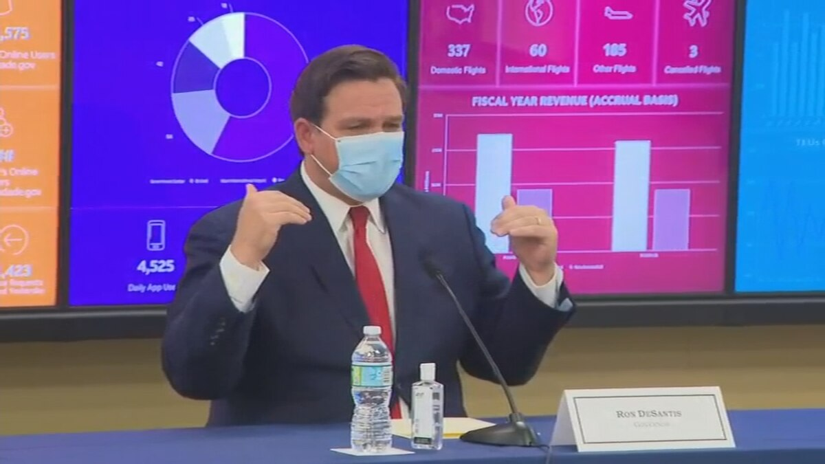 WATCH: Gov. DeSantis, aerospace leaders hold roundtable discussion in Merritt Island