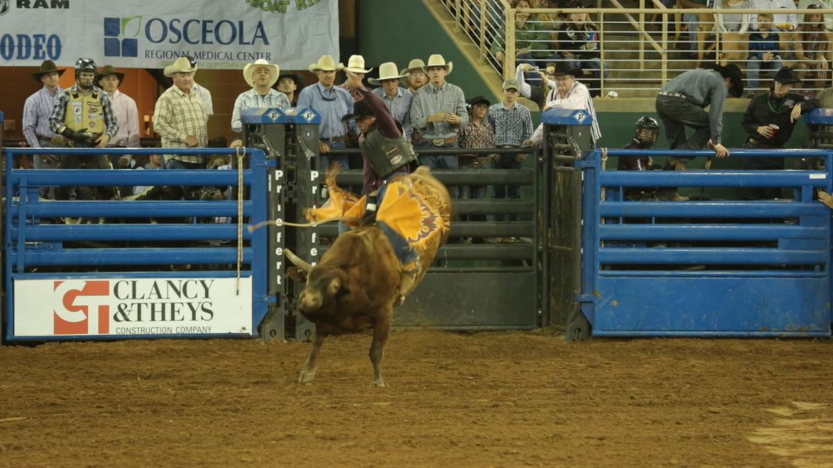 Yeehaw! Silver Spurs Rodeo returns to Osceola County