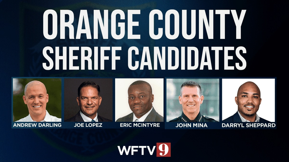 Meet the 5 Democrats running for Orange County Sheriff