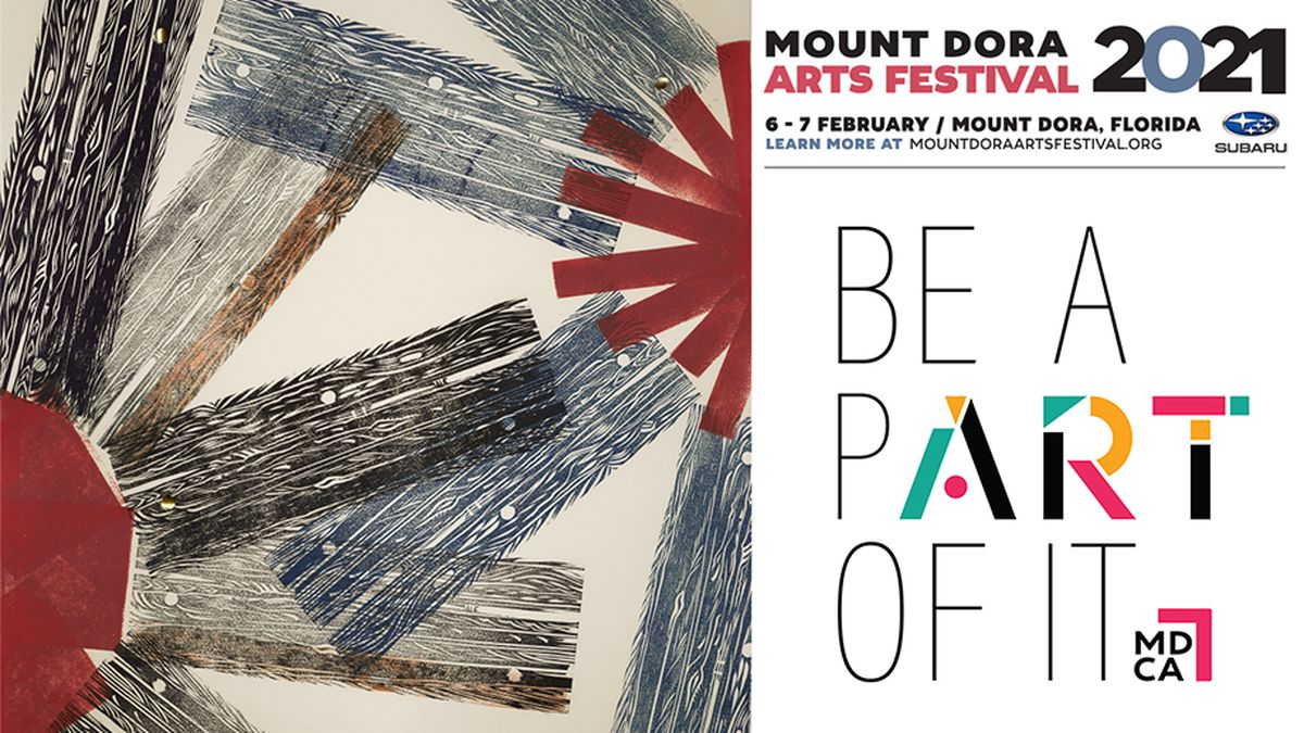 Mount Dora Arts Festival returns with social distancing, smaller footprint due to COVID-19