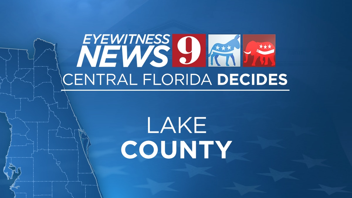 Here is a list of what you will see on the ballot in Lake County