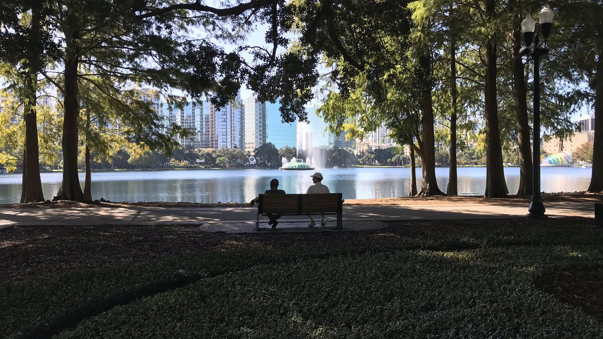 'Beautiful day': Lots of sunshine, cooler temperatures