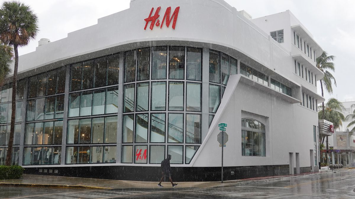 H&M to close 530 stores by end of 2021