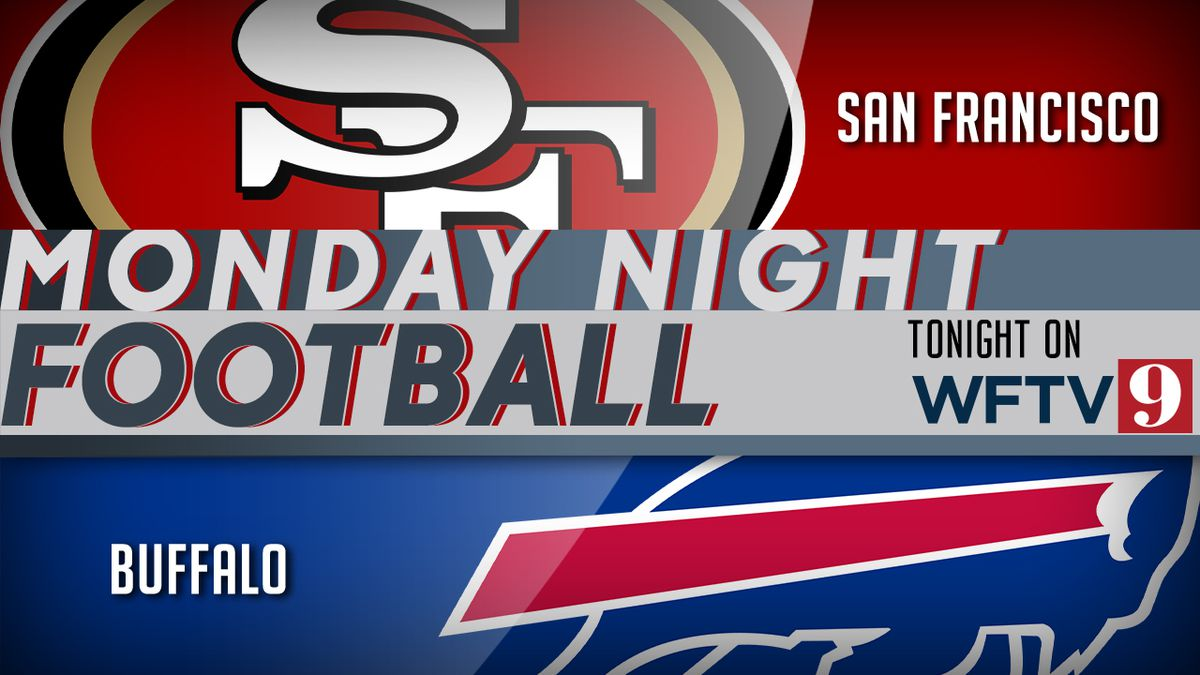Monday Night Football: 9 things to know, how to watch Buffalo Bills vs. San Francisco 49ers