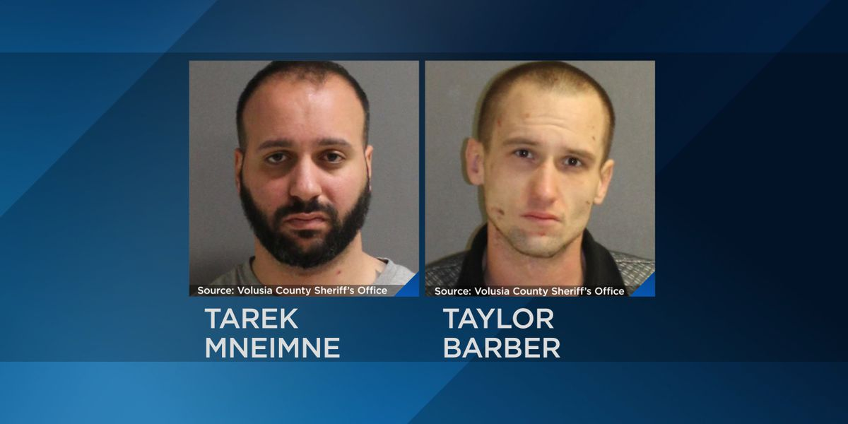2 men charged with murder after man shot dead at Daytona Beach motel, police say