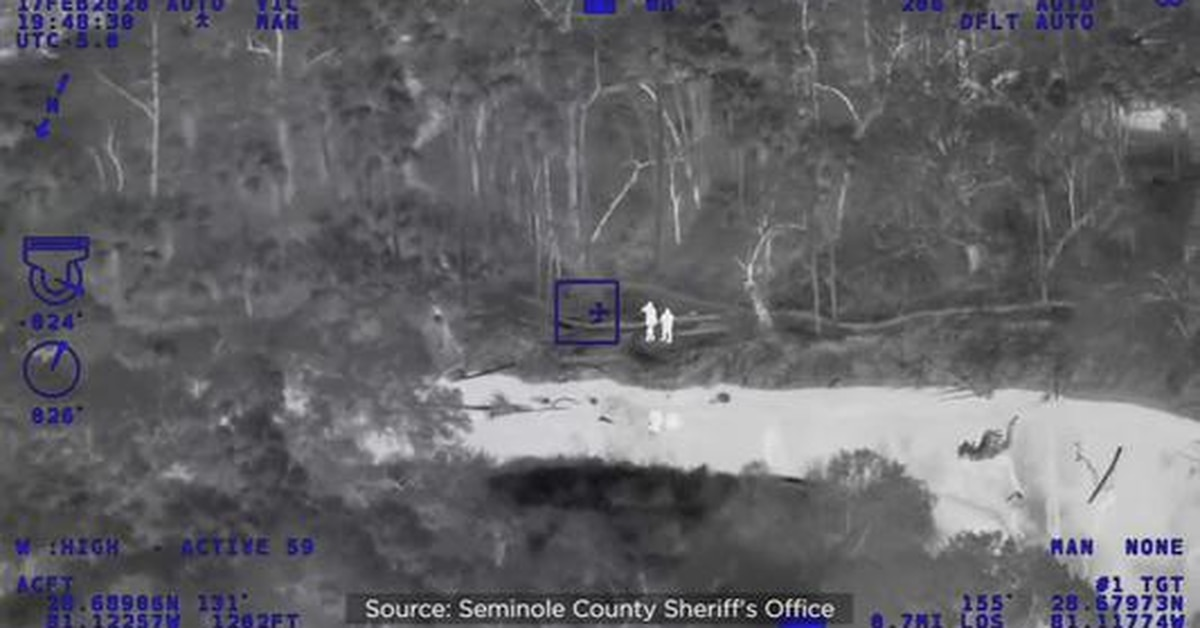 'A gator almost flipped us over!' Lost kayakers describe rescue in Seminole County