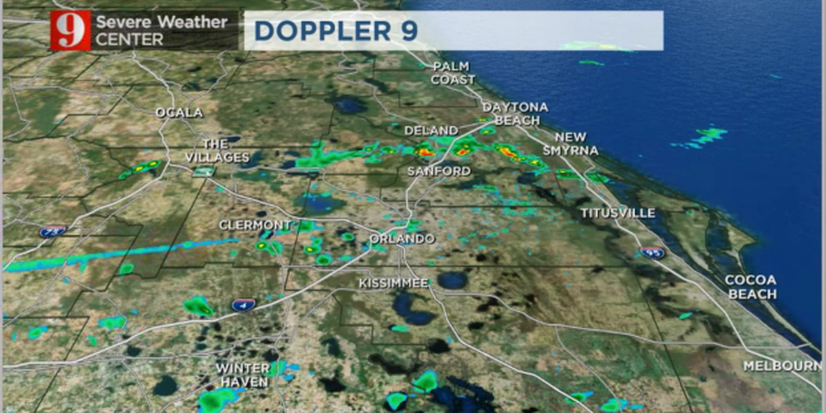 Showers come to an end, nice evening; beautiful weekend ahead