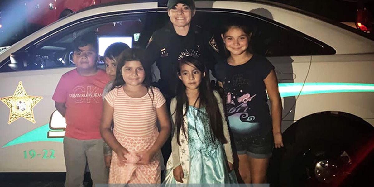 7-year-old's 'wild' birthday party prompts neighbor to call cops
