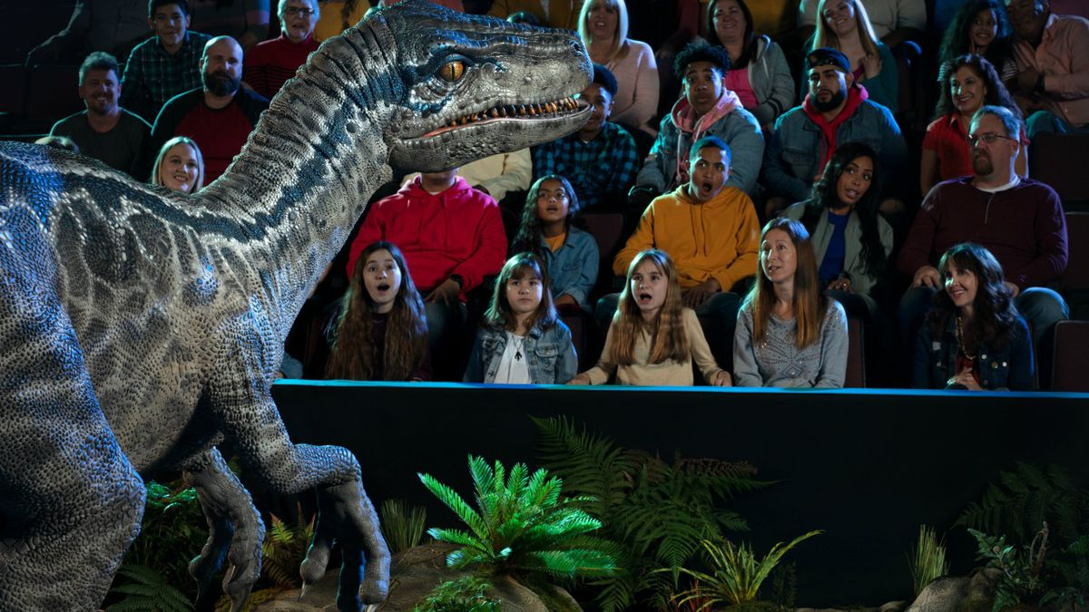 Tickets now on sale for Jurassic World Live Tour- a live arena experience