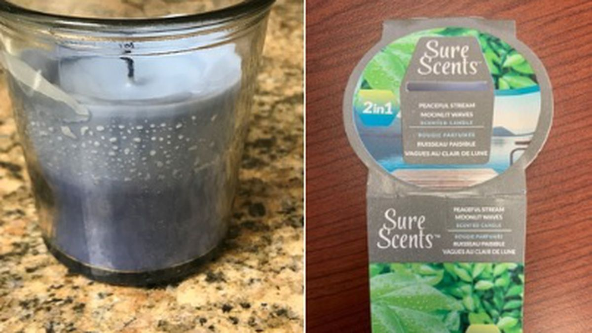 More than 142,000 scented candles sold at Dollar Tree recalled for fire hazard