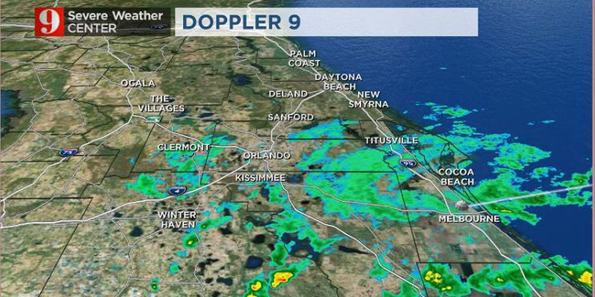 Wet commute home; warm Friday before cold front arrives