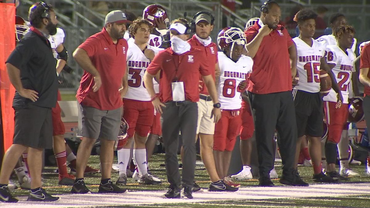 Edgewater High School football game canceled due to COVID-19 cases