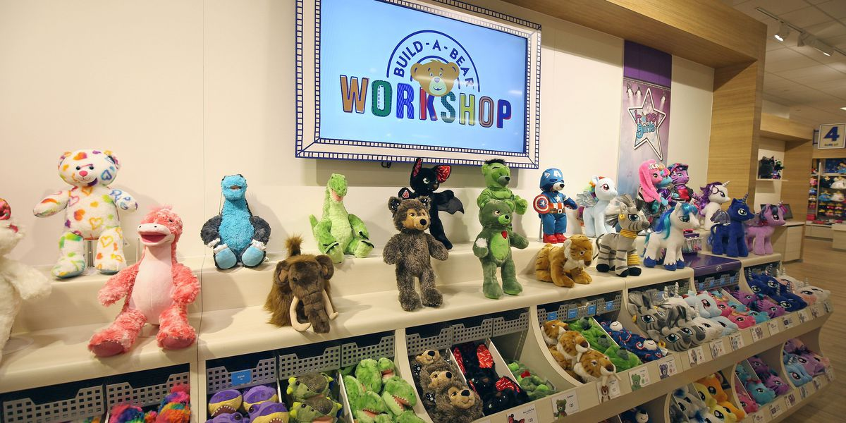 Build-a-Bear to debut Baby Yoda stuffed animal this year