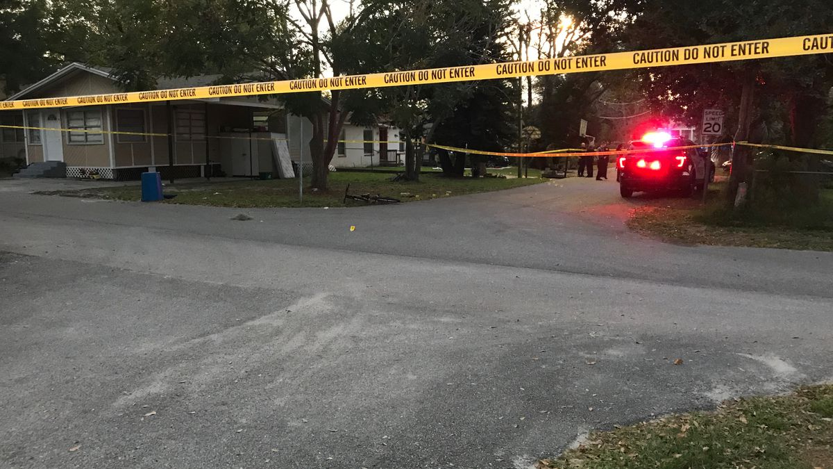 Juvenile in custody after shooting another juvenile, police say
