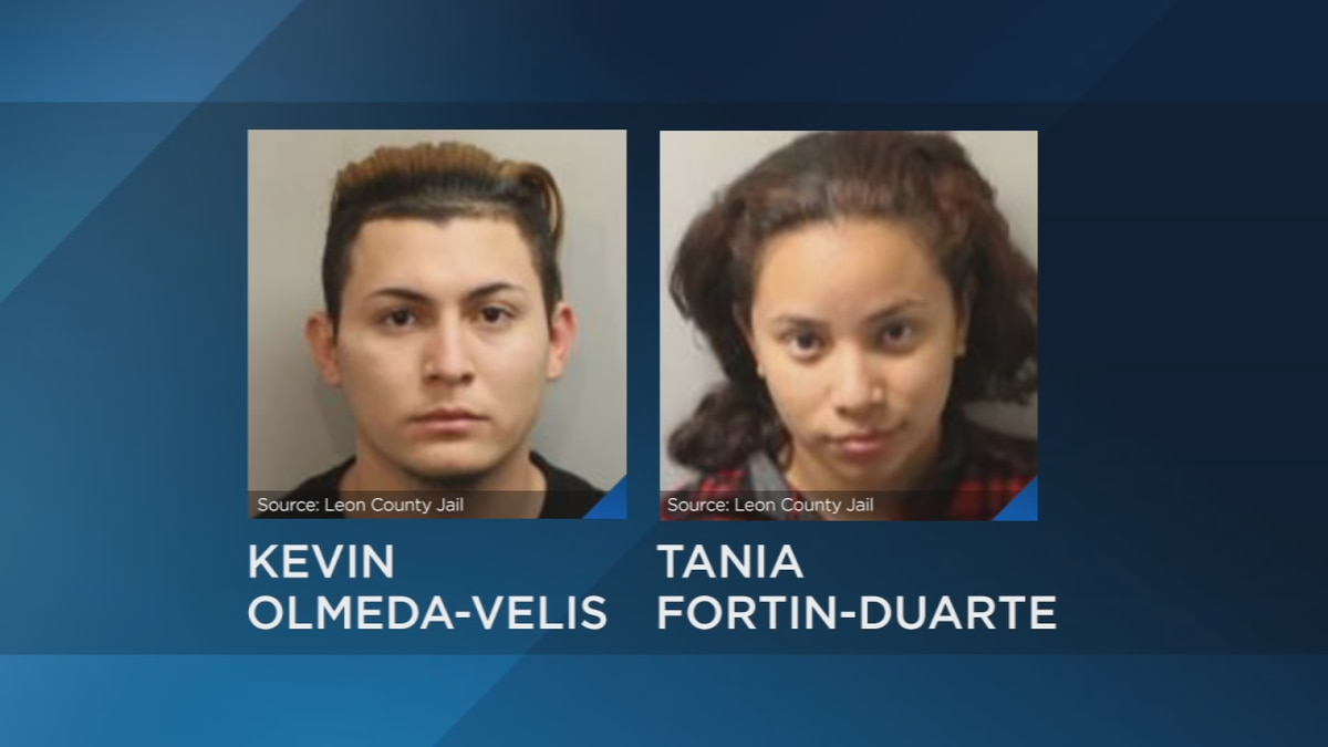 Mom, boyfriend accused of taking 3-year-old girl in Apopka to make first appearance