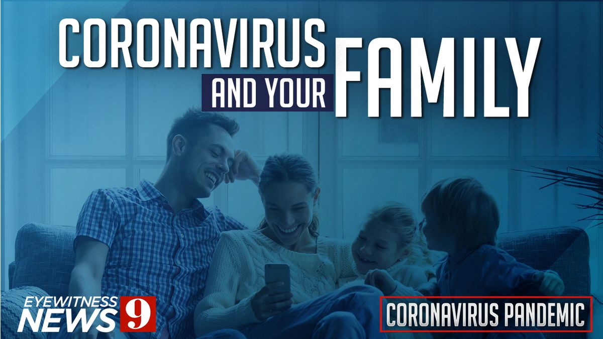If you catch coronavirus who will take care of your family?