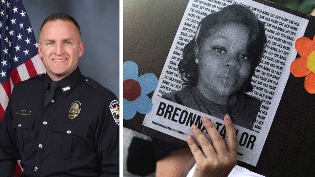 Officer In Breonna Taylor Case Under Investigation For Sexual Assault Mayor Says