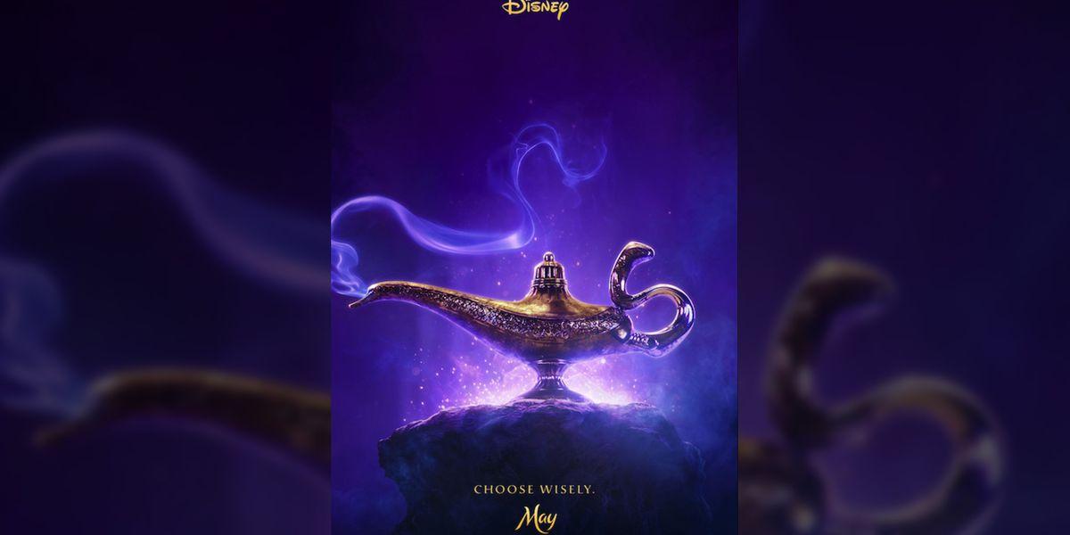 Get first look at Disney's 'Aladdin' remake starring Will Smith, Mena Massoud
