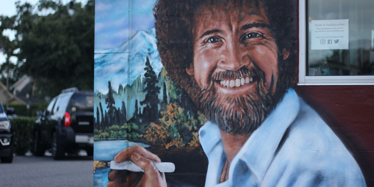 'I think Florida was always his love': Happy little memories of Bob Ross' Central Florida roots