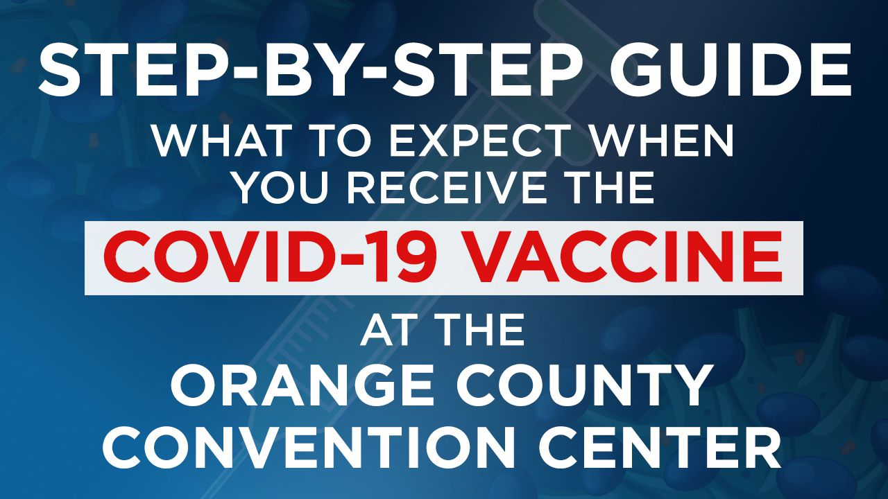 Thousands of COVID-19 vaccine appointments still open at convention center