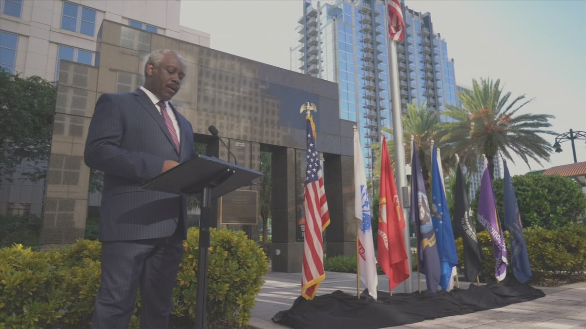 Orange County honors fallen heroes for Gold Star Mothers and Families Day
