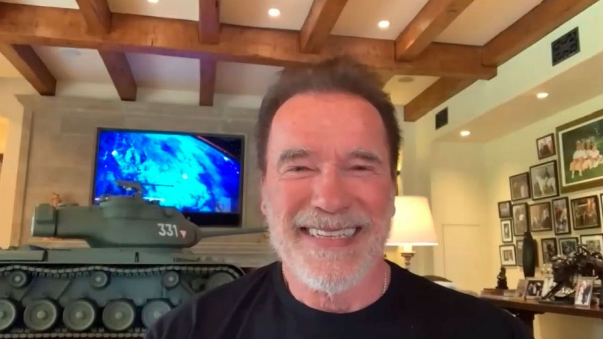 Arnold Schwarzenegger feels 'fantastic' after heart surgery in Cleveland