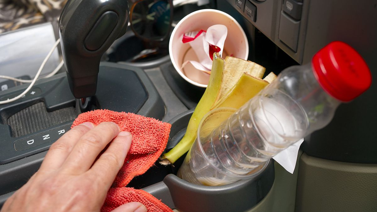 6 Orlando Toyota car care tips for decluttering your ride