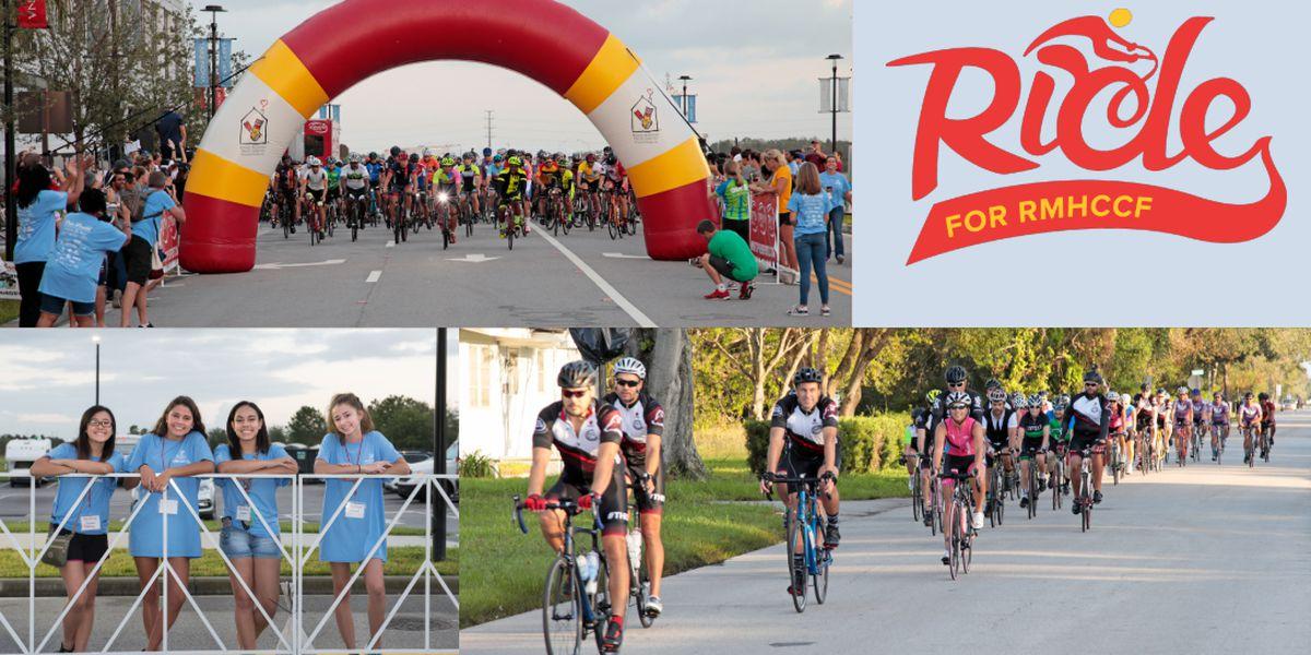 10th Annual Ride-For-RMHCCF in Lake Nona