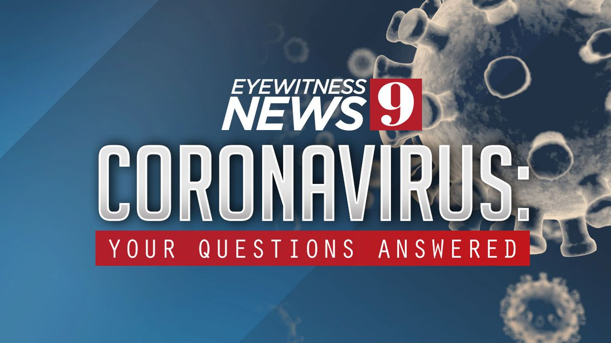 'Coronavirus: Your Questions Answered': 9 questions answered by health experts, local leaders