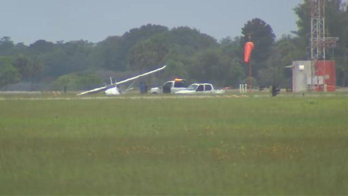 FAA: Small plane crashes Saturday at Kissimmee Gateway Airport