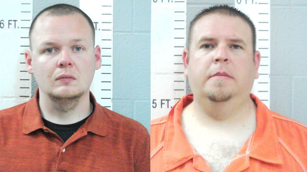 2 Oklahoma officers charged with murder in stun gun death of naked man