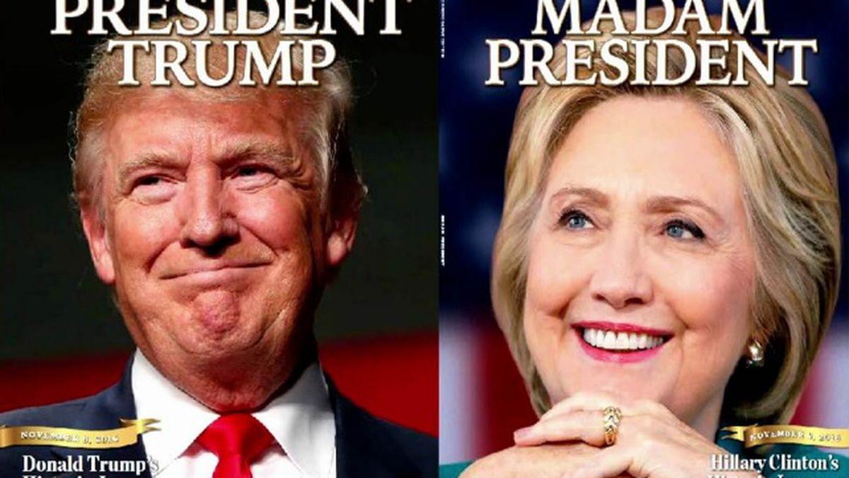 Madam President Magazine Covers On Sale Online
