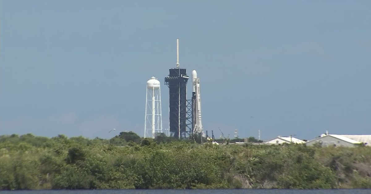 UPDATE: SpaceX postpones launch of Starlink satellites again; new target date to be announced soon