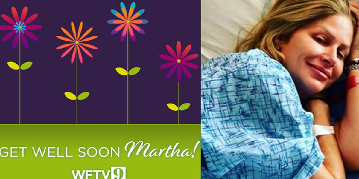 WFTV's Martha Sugalski has her 'fighting spirit back' as she recovers from infection