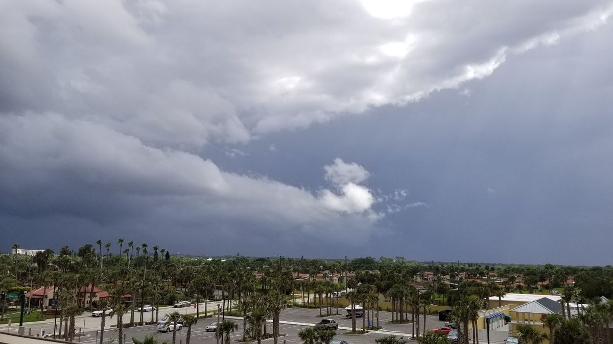 Clouds will continue to build, wet weekend ahead for Central Florida