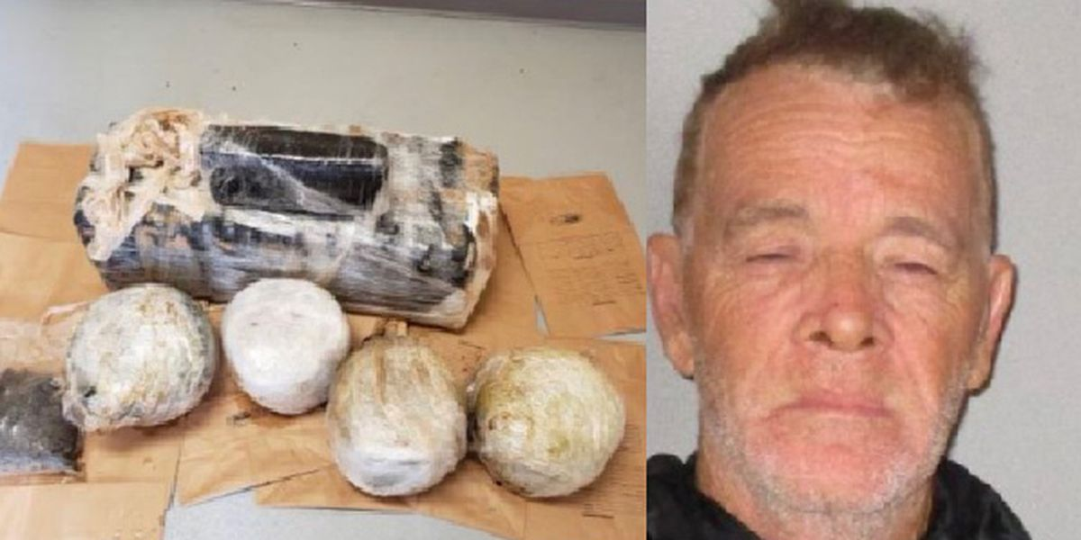 Pot keeps washing up on the shores of Florida: Deputies said a man tried to steal some