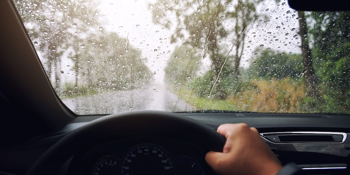 Toyota of Orlando tips: Prepping your car for driving in the rain