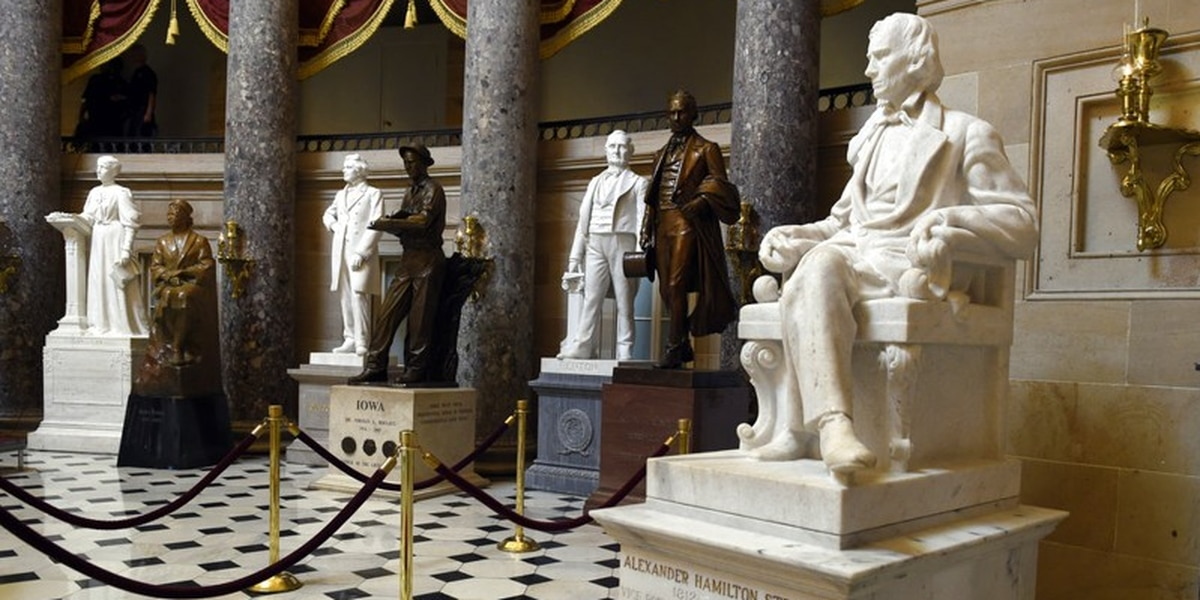 Descendants of Alexander Stephens want his statue removed from U.S. Capitol