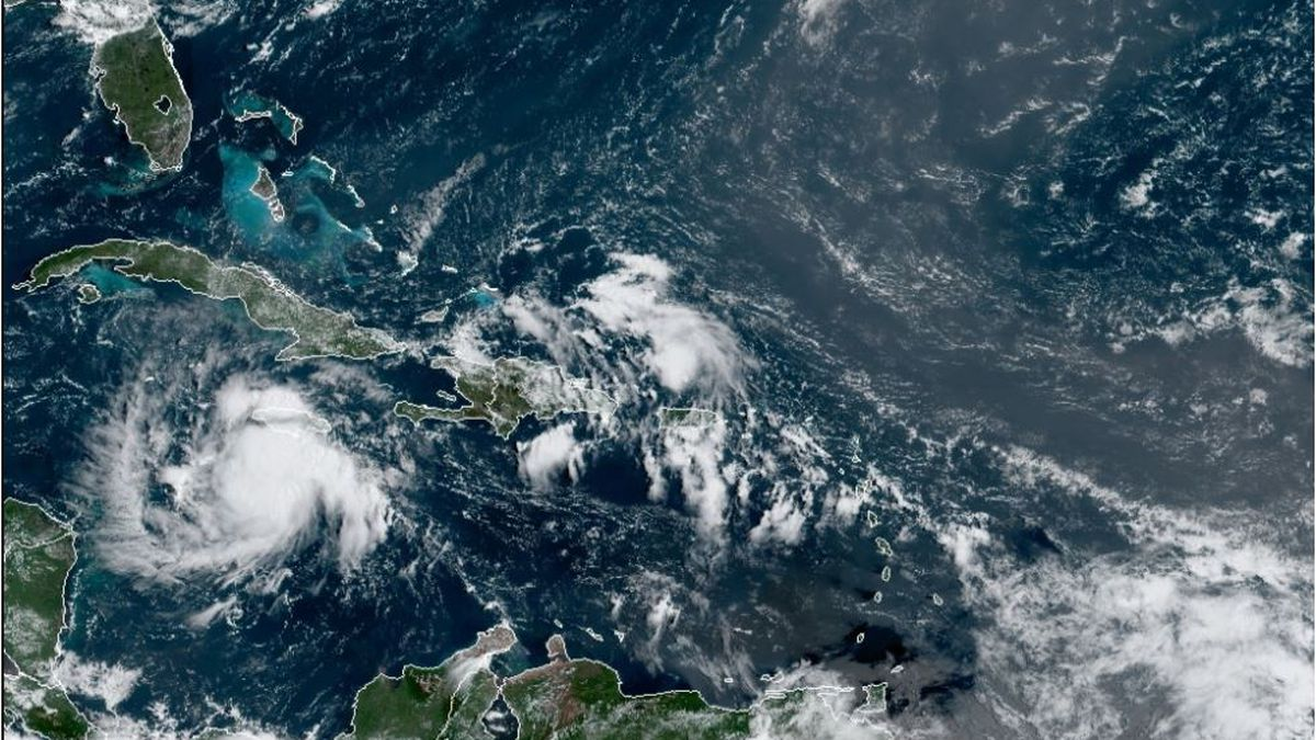 Se forma la tormenta tropical Nana, puede llegar a Belice como huracán el jueves