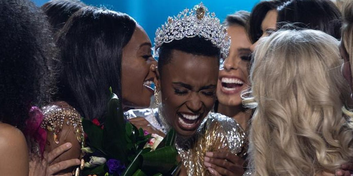 Miss South Africa wins 2019 Miss Universe pageant