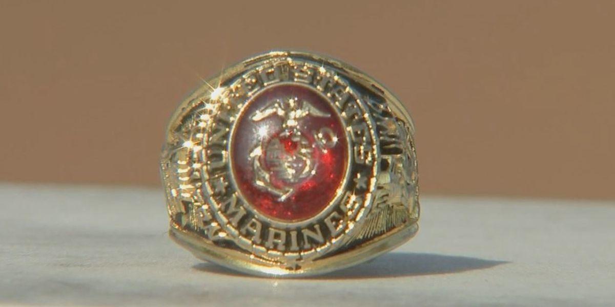 'It is precious': Massachusetts veteran hoping to return lost Marine Corps ring