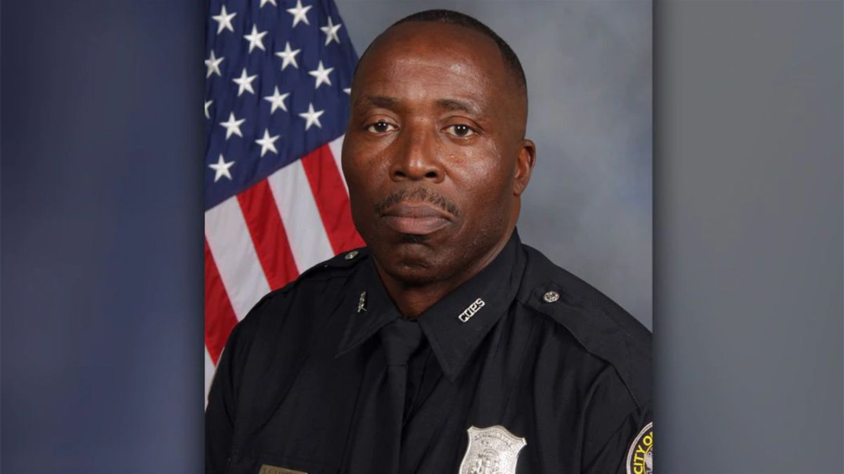 Atlanta officer shot, killed by wife in Georgia home, police say