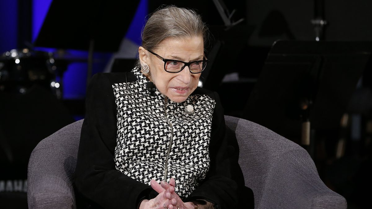 Ruth Bader Ginsburg released from hospital after medical procedure