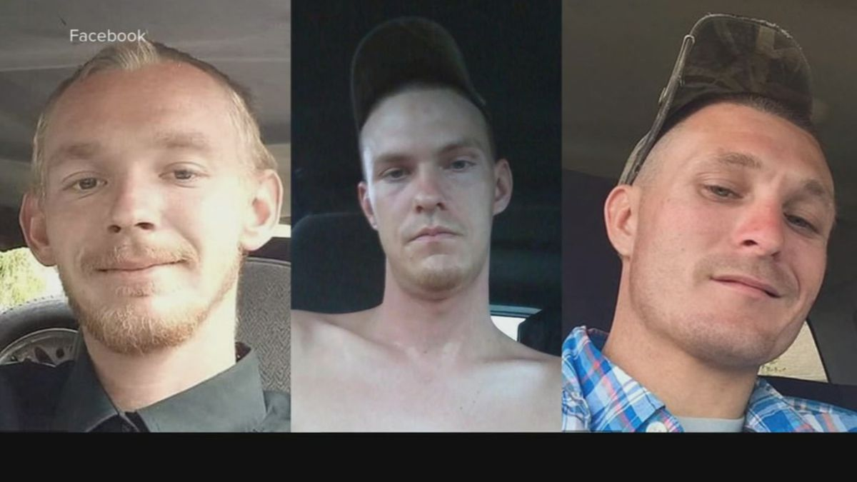 'It's a massacre': Polk County sheriff offers $30K reward after 3 friends killed after meeting to go fishing