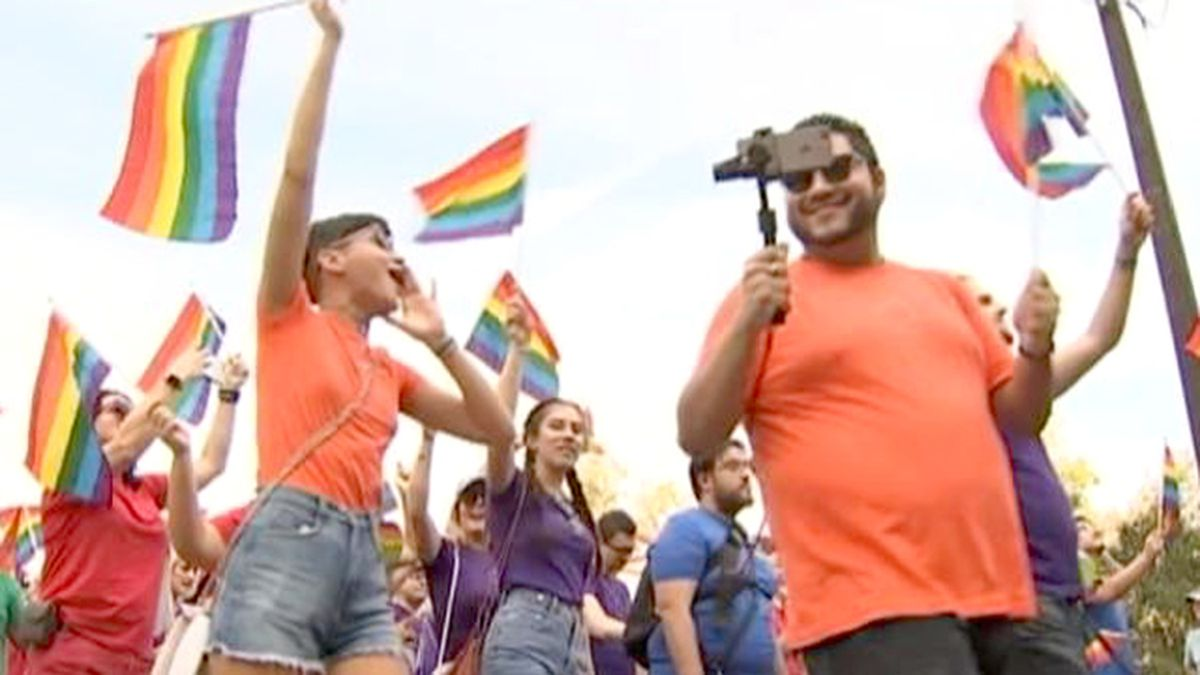 Come Out with Pride Festival: Parade time, road closures
