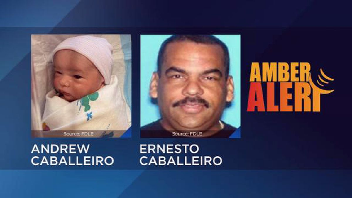 Amber Alert Missing Florida Newborn S Father Found Dead In Vehicle